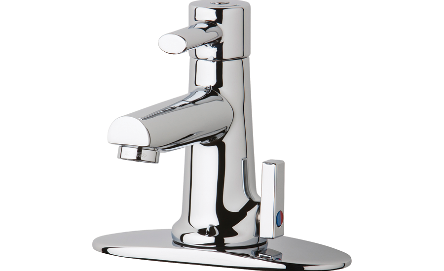 Faucet series from Chicago Faucets