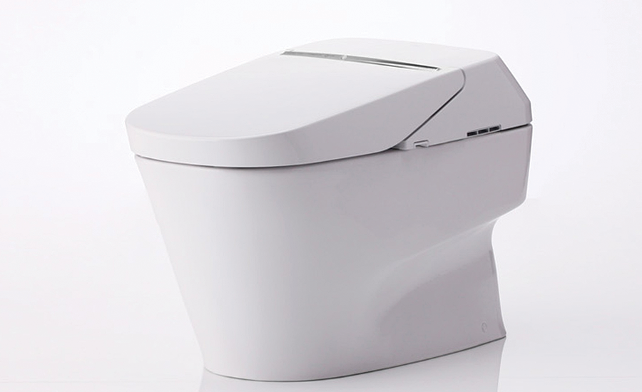 Neorest integrated toilets from TOTO