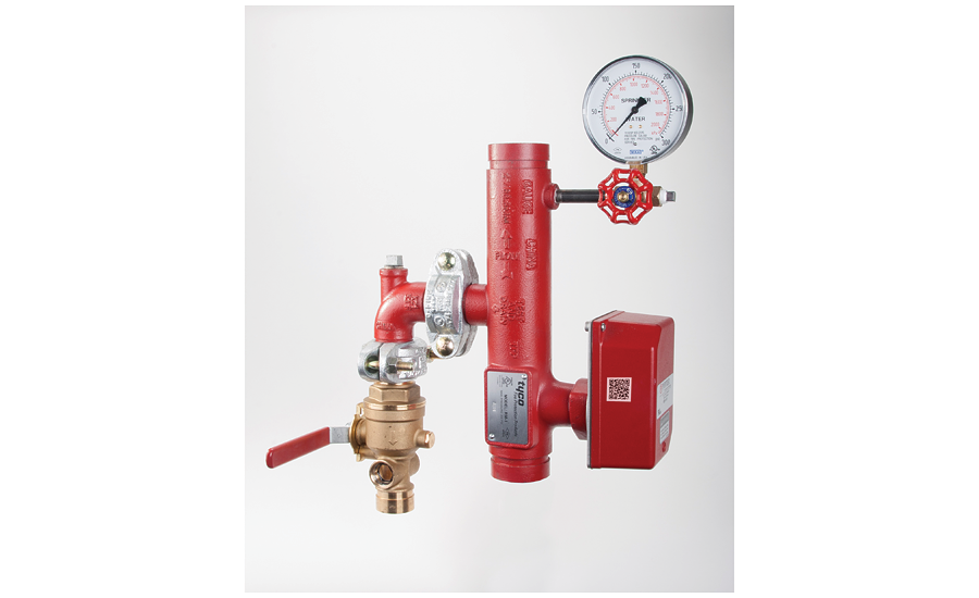 Riser manifold from Tyco Fire Protection Products
