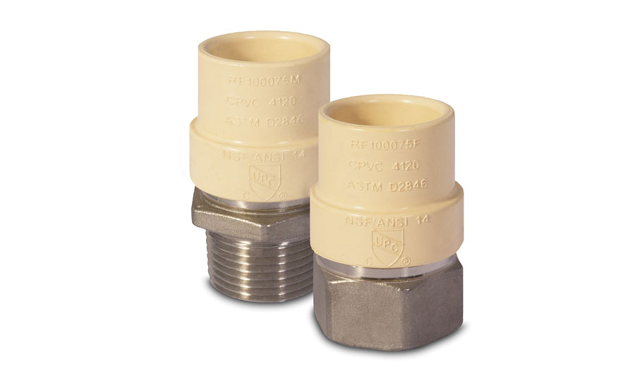 CPVC adapters from Matco-Norca