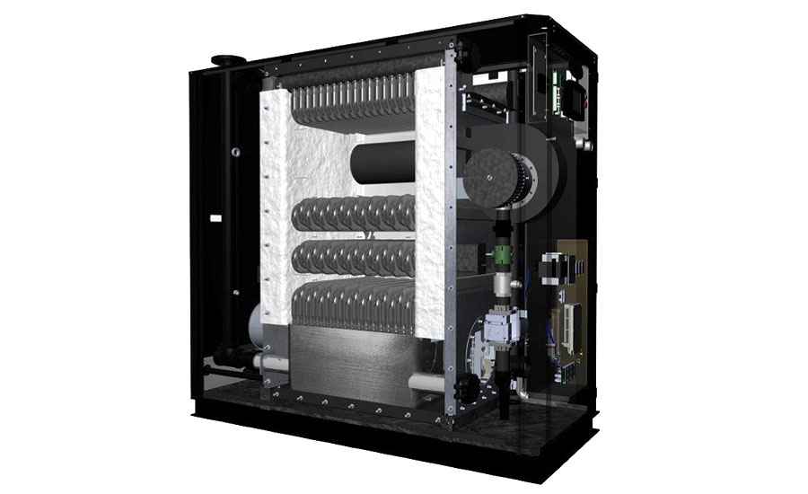 Condensing boiler from Thermal Solutions