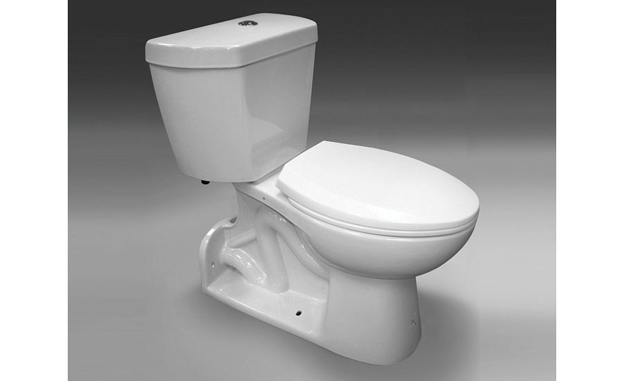 Niagara Conservations' Stealth rear outlet UHET toilet; water savings, high efficiency plumbing products, toilet, faucet, boiler