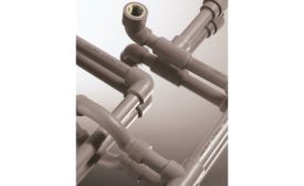 Polypropylene pipe and fitting system from F.W. Webb