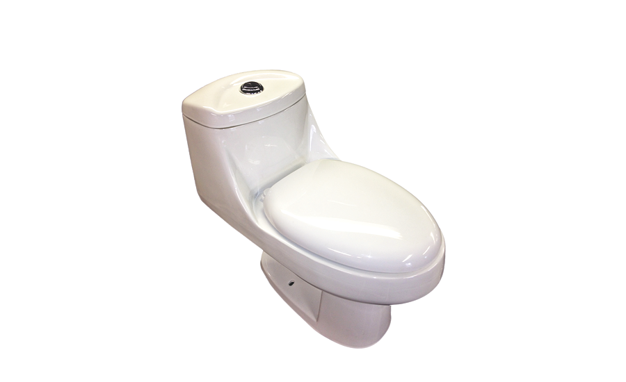 Toilet bowl venting unit from SerenityAirflo