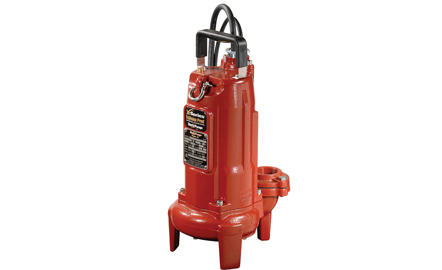 Explosion-proof pumps from Liberty Pumps