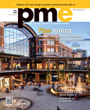 pme May 2016 cover: Fine tuning