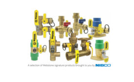 NIBCO boosts valve offering through acquisition of Webstone Co.