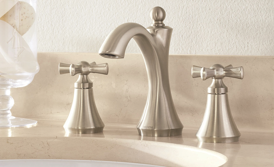 Variety and versatility from Moen