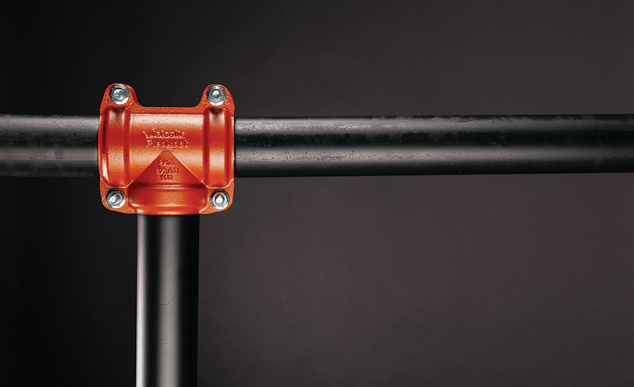 Installation-ready fittings from Victaulic