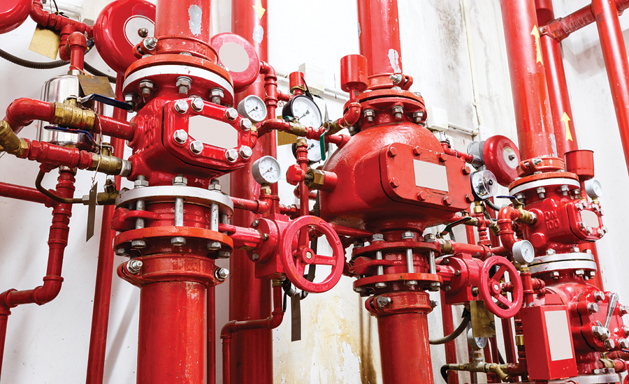 Fire Sprinkler Systems : What is the standard for integrated fire protection system