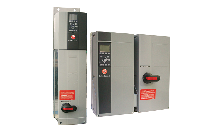 Intelligent pump controller from Bell & Gossett