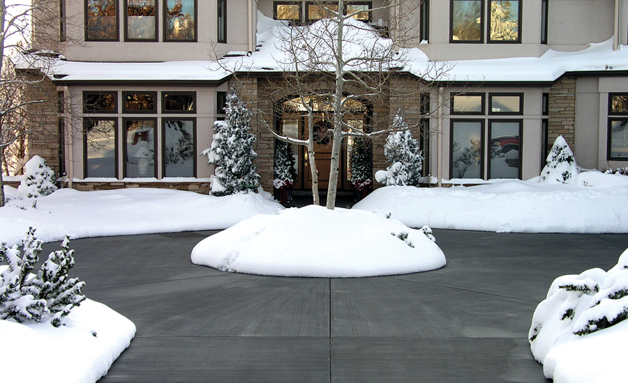 Easy-to-install snow melt from InFloor
