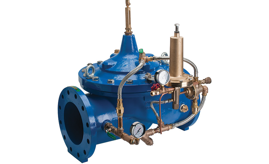 Automatic control valves from Zurn