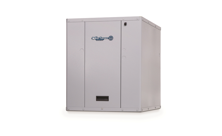 Single hydronic heat pump from WaterFurnace