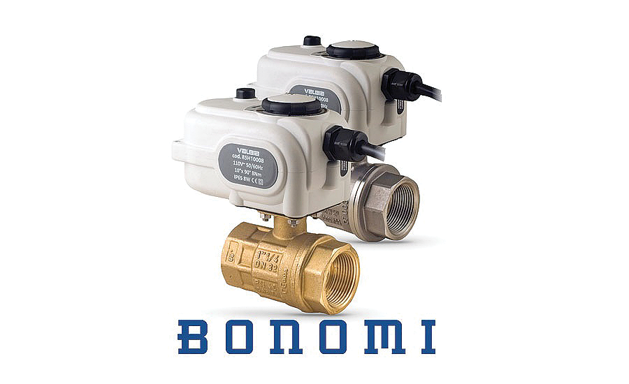 Quarter-turn actuator from Bonomi