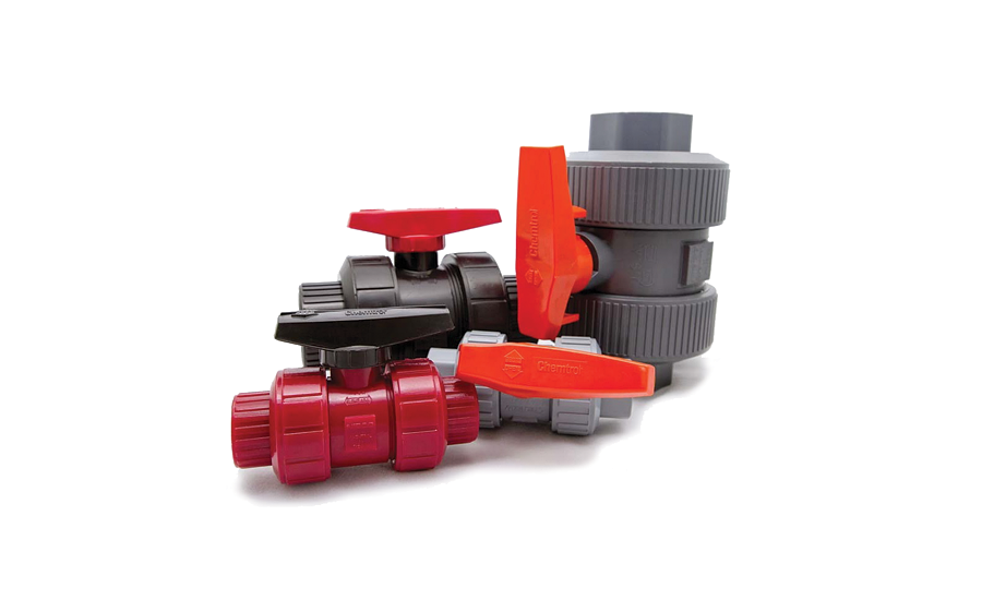 Thermoplastic valves from NIBCO