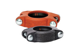 Grooved couplings from Smith-Cooper International