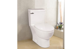 Space-savvy toilet from ICERA