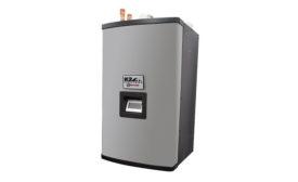 Firetube heat exchanger from U.S. Boiler