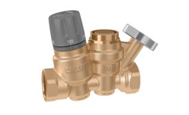 Thermal balancing valve from Caleffi