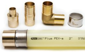 UV stabilized PEX-a tubing from HeatLink