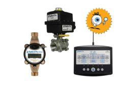 Metering and monitoring from PipeBurst Pro