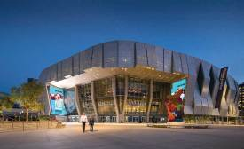 Sacramento Kings' new facility showcases water and energy efficiency