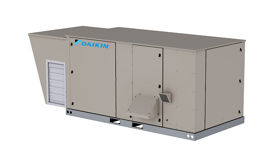 Chilled water air handler from Daikin Applied
