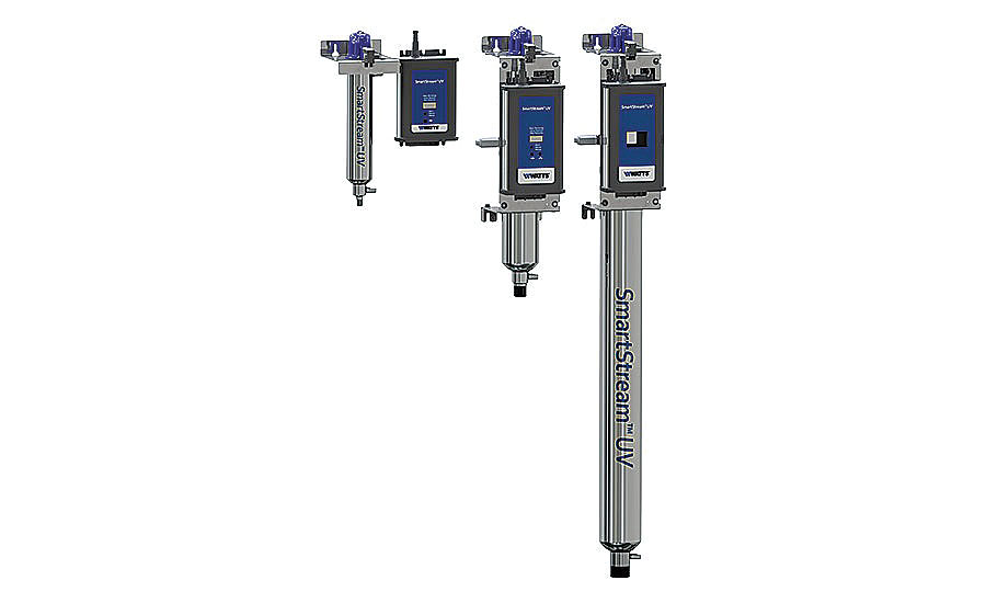 UV disinfection system from Watts