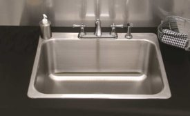 Oversized drop-in sink from Advance Tabco