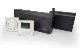 Wireless controls for radiant systems from Uponor