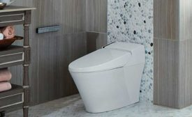 Electronic bidet smart toilet FROM dxv