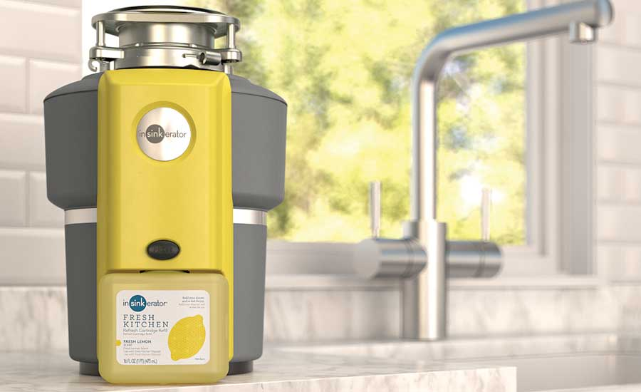 Food-waste disposer from InSinkErator