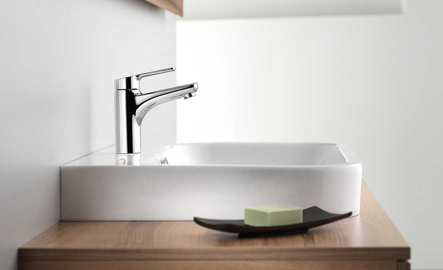 Water-saving faucets from KWC