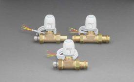 Zone valves from Viega