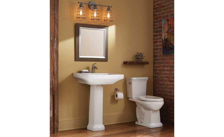 Bathroom suite from Gerber