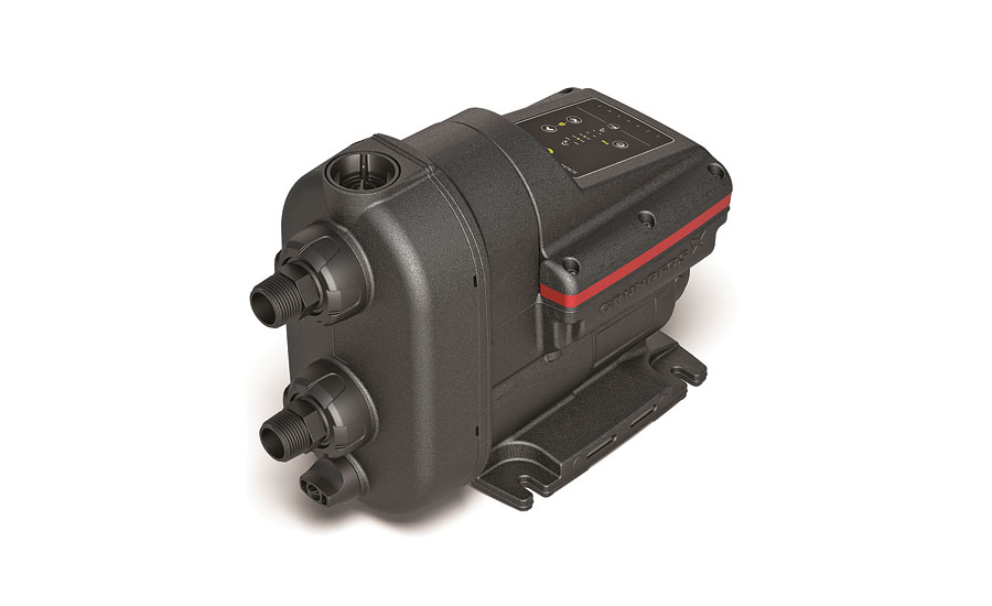Pressure Booster Systems : Pressure boosting pumps from grundfos ahr expo