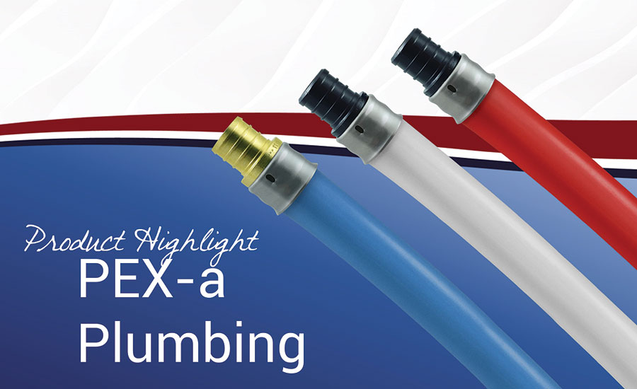 Potable PEXa plumbing from MrPEX (2017 AHR Expo Preview)