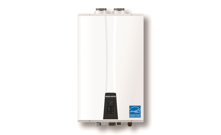 WiFi remote control from Navien