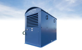 Line of heat and energy recovery ventilation solutions from Ventacity System (2017 AHR Expo Preview)