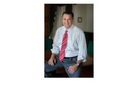 R. Bruce Carnevale has been appointed to the position of president and COO