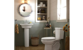 Ultra-high-efficiency toilet from American Standard