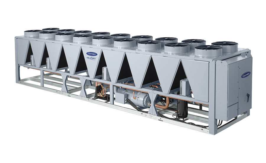 Air-cooled chiller from Carrier