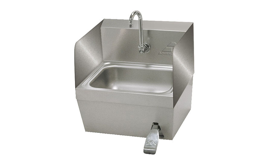 Hand sink from Advance Tabco