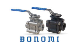 Ball valves from Bonomi