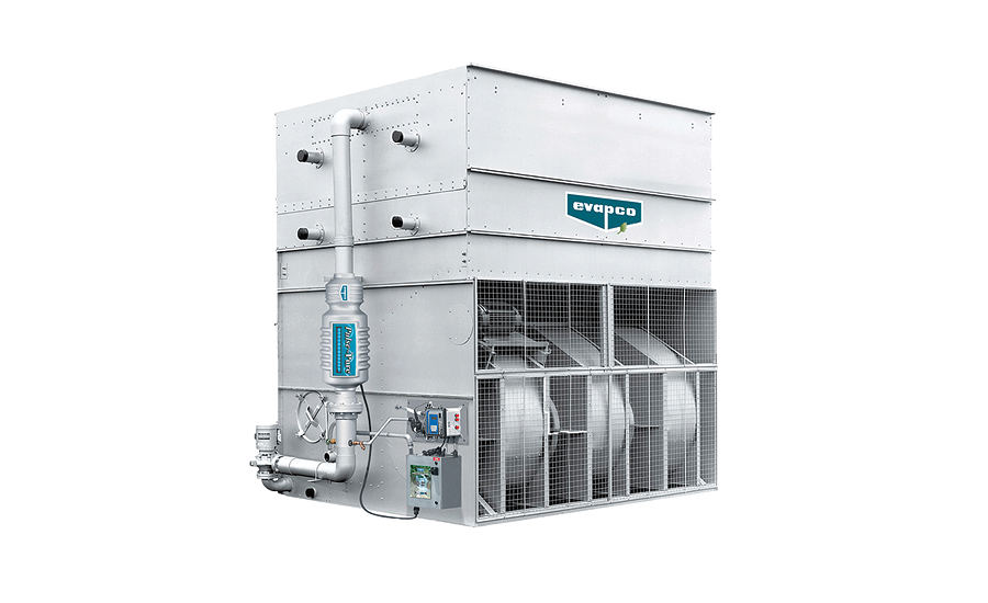 Closed-circuit cooler from EVAPCO