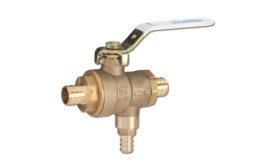Ball valve from Watts Water Technologies