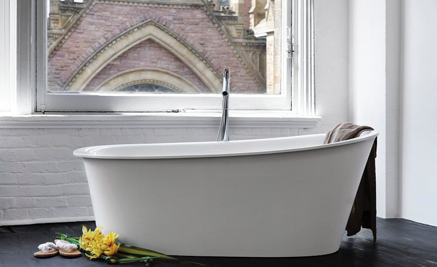 Classic Form Tub From WetStyle PM Engineer - Wet style bathroom