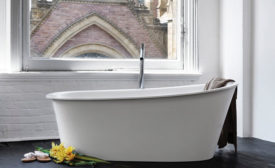 Classic form tub from WetStyle