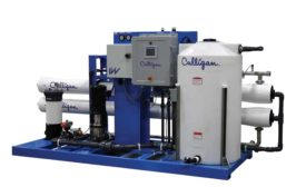 Industrial water quality from Culligan